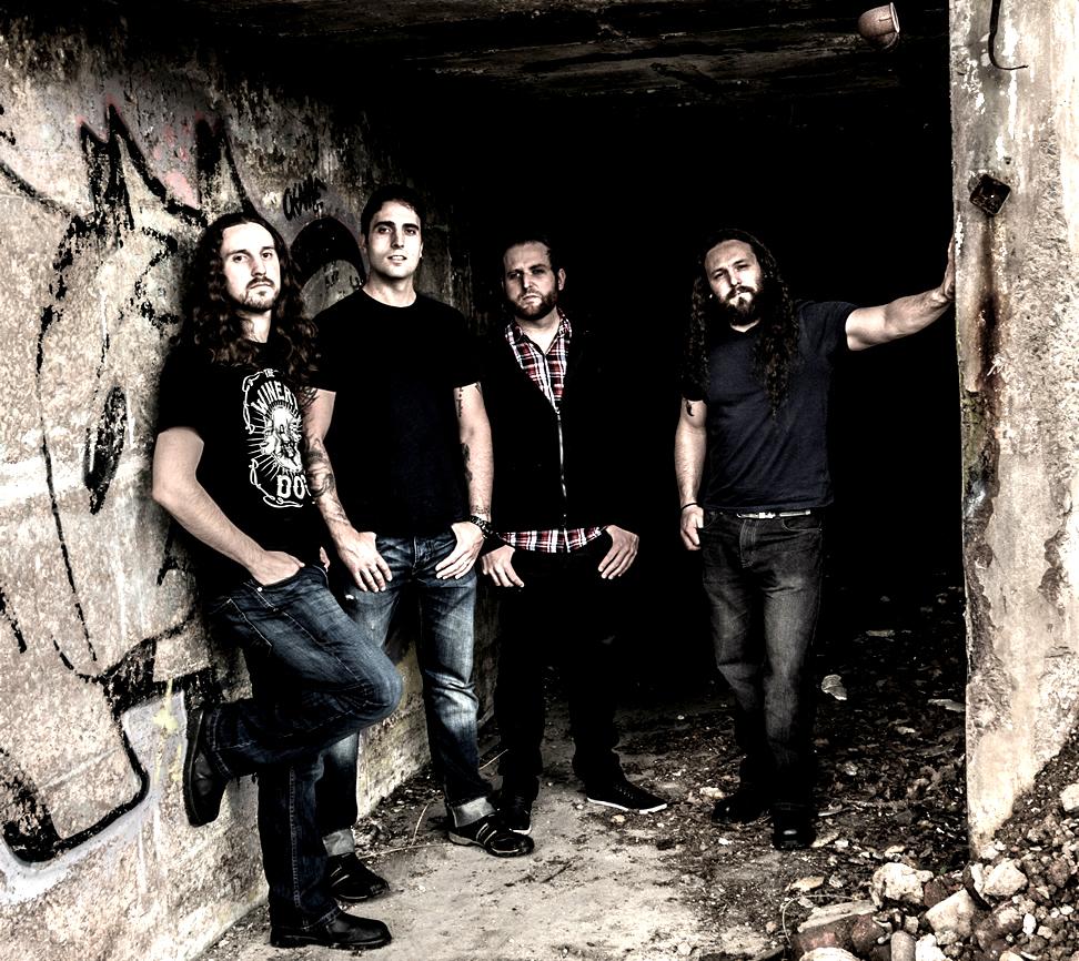UK metal band NG26 Holier Than Thou Records
