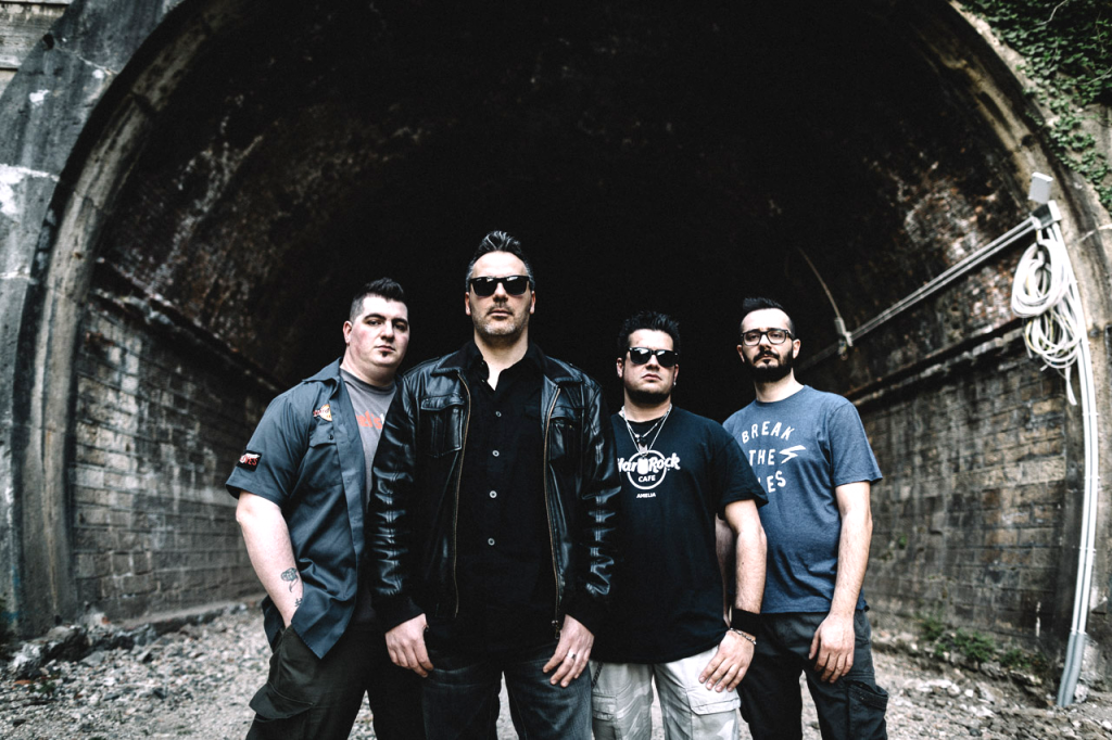 Kerosene rock metal band from Italy signed to Holier Than Thou Records