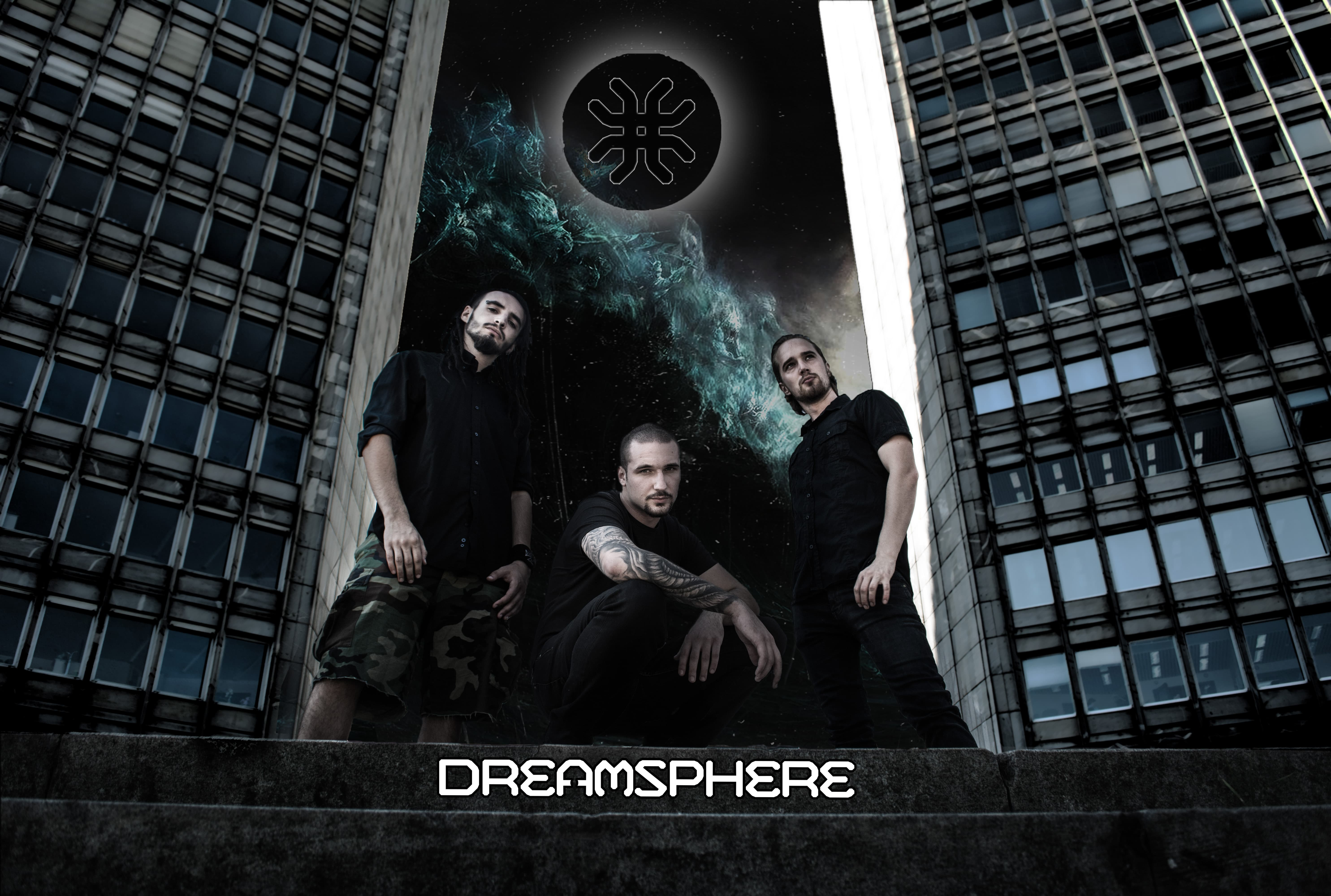 Electronic Death Metal band Dreamsphere Holier Than Thou Records