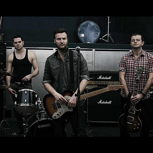 Rock band The Dust Coda | Holier Than Thou Records