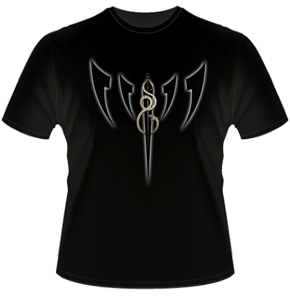 Tshirt Sereph Sin logo