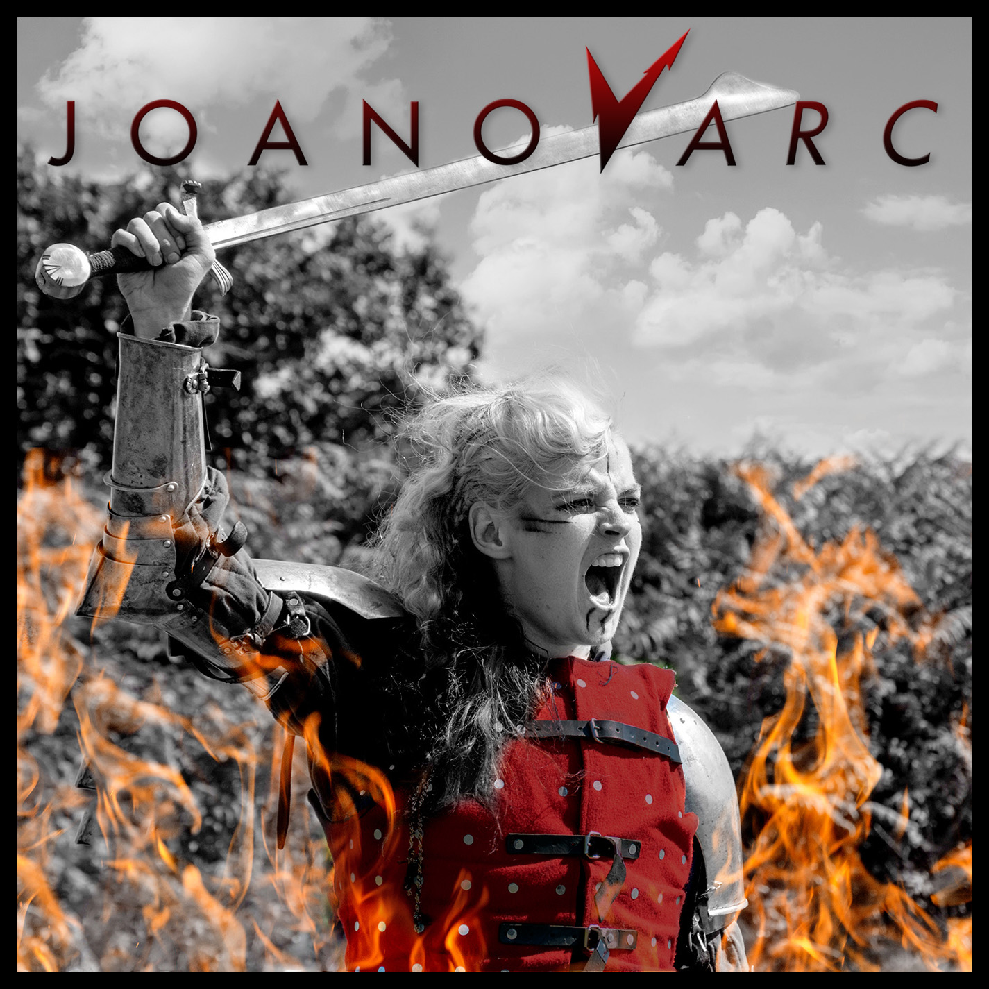 JOANovARC 2019 album release Holier Than Thou Records